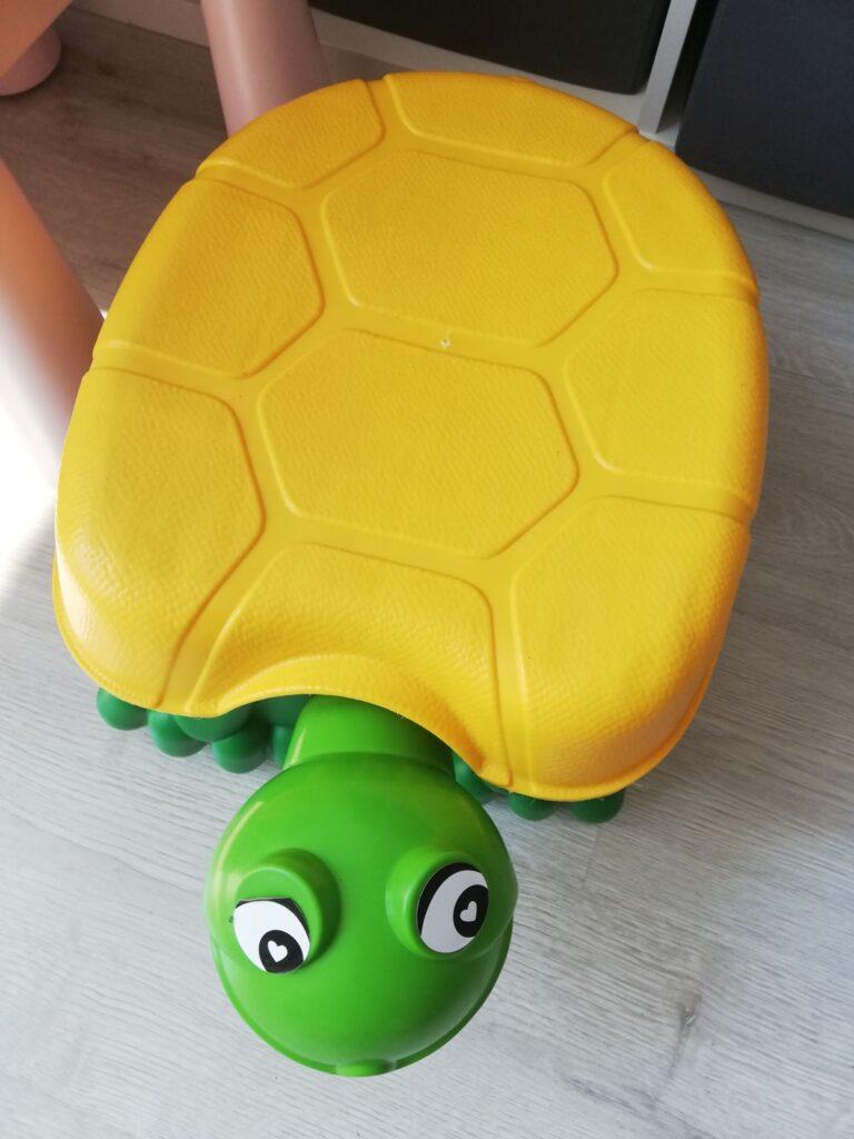 Żółwik Wolnuś